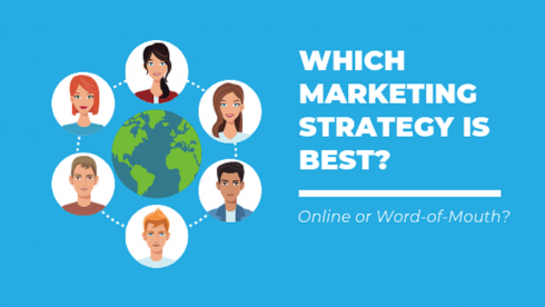 Image: blog title graphic for Which Marketing Strategy Is Best