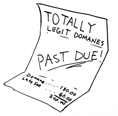 2018 03 23 Fake Domain Bill