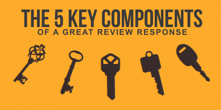 5 Key Components Of A Great Review Response