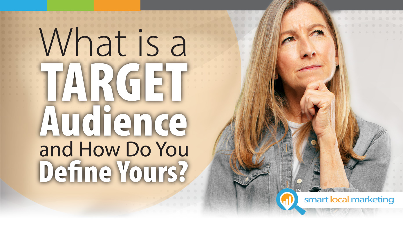 blog title graphic What is a Target Audience