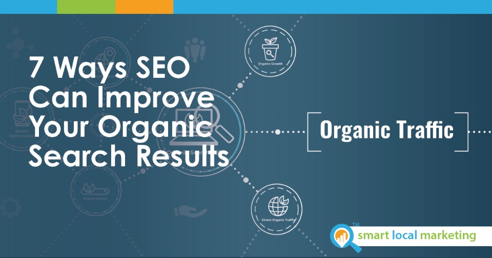 7 Ways Seo Can Improve Your Organic Search Results