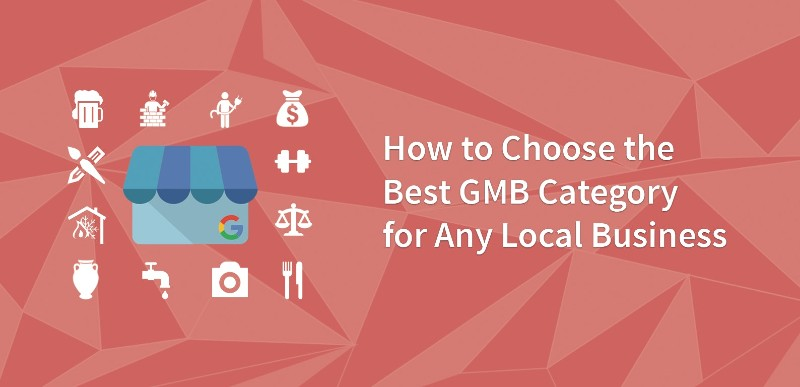 Choosing A Gmb Category