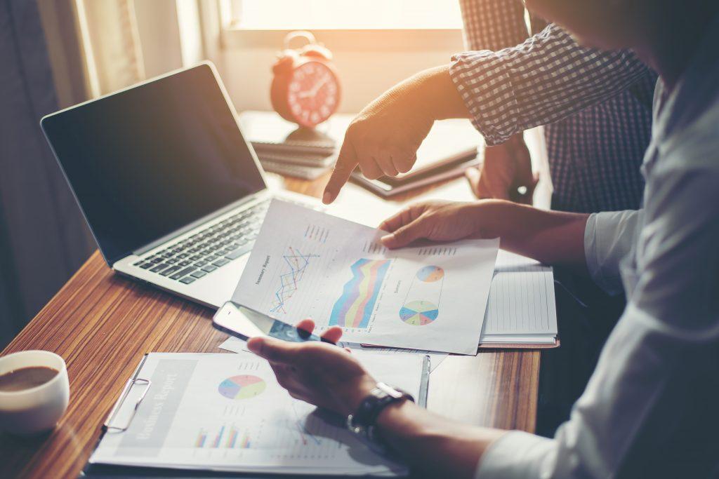 Digital Marketing For Financial Advisor Business Registered Representatives