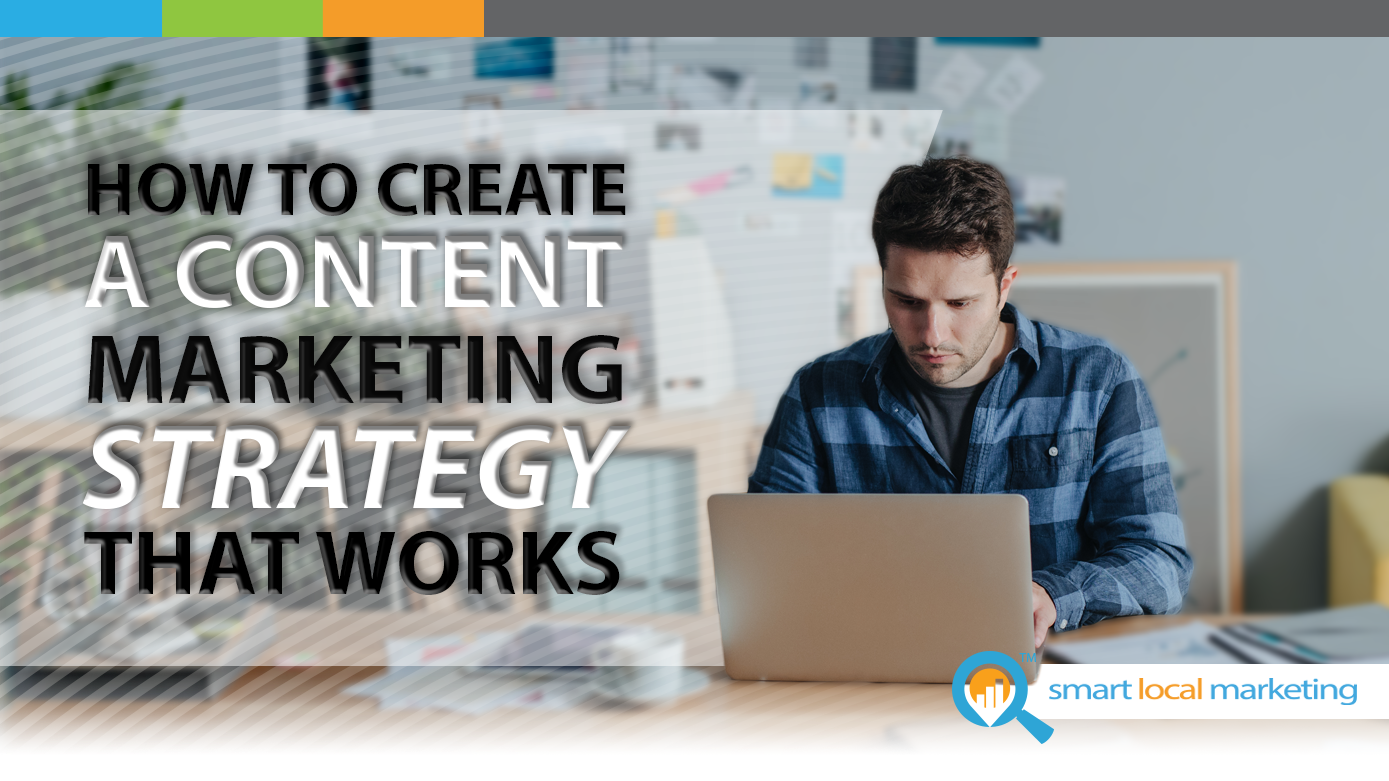How To Create A Content Marketing Strategy That Works