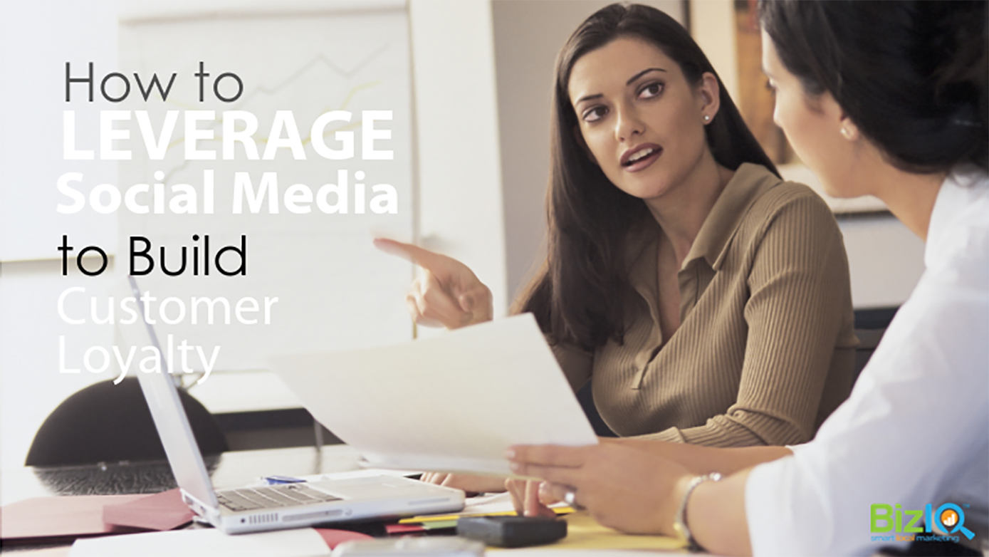 Blog title graphic How to Leverage Social Media to Build Customer Loyalty