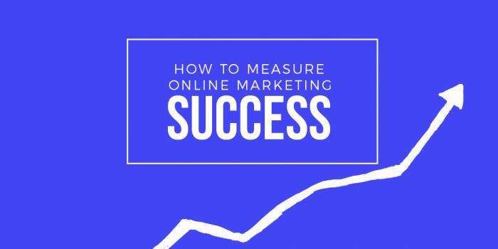 Measure Online Marketing Success