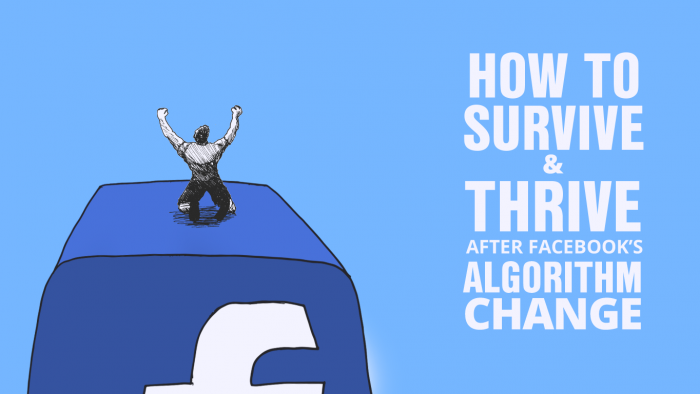 how to survive and thrive after facebooks algorithm change