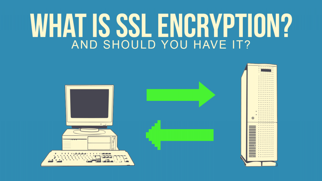 Ssl Encryption Blog Graphic