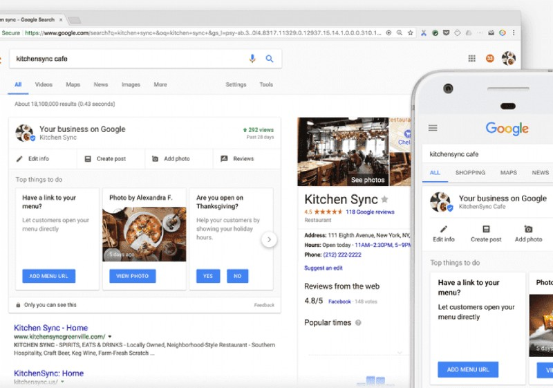 Set Up A Google My Business Profile