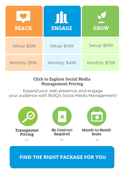 Social Media Management Price Card (1)