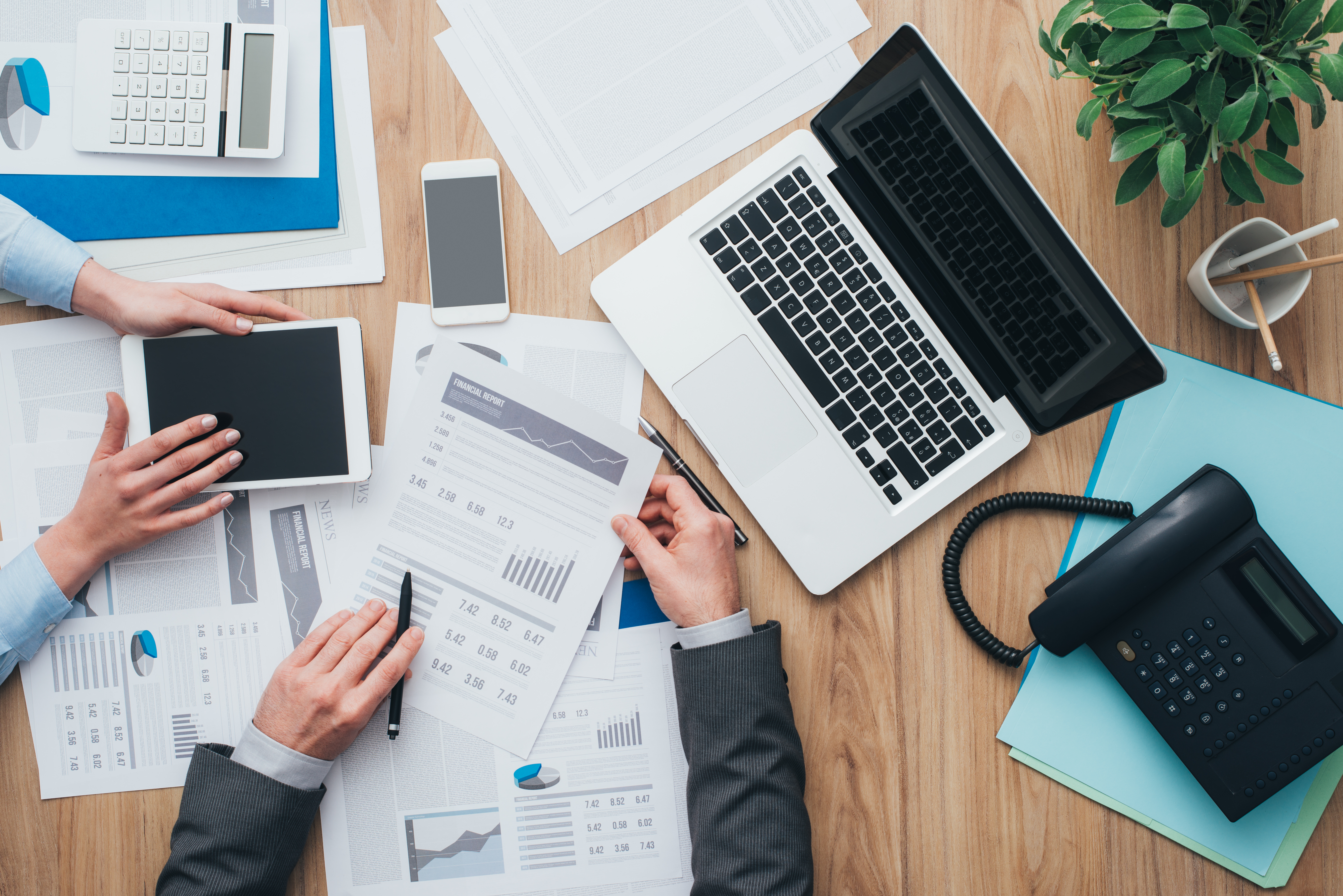 Types Of Accountant Business We Help - CPA