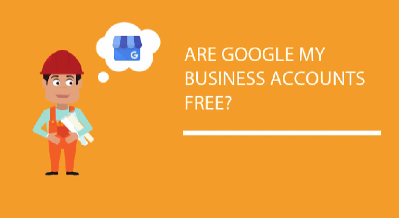 Image: Blog Title Graphic Are Google Business Accounts Free?