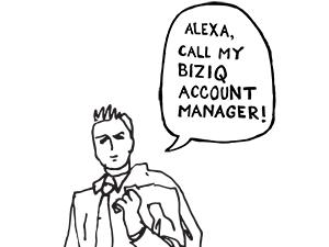 Adding Small Business Data to Amazon Alexa