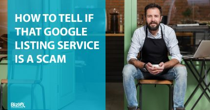 How To Tell If That Google Listing Service Is A Scam Featured