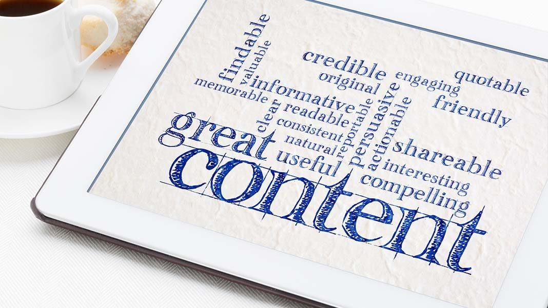 Create Useful Content