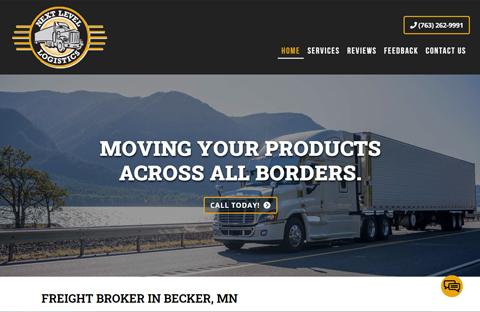 Portfolio Gn Next Level Logistics