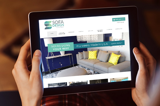 Sofa Design Gallery Website